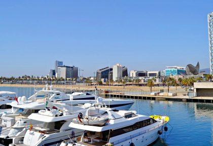 Porto Olimpico di Barcellona