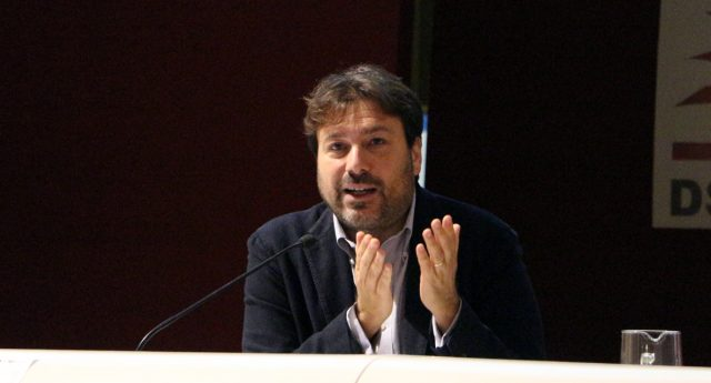 Tomaso Montanari in Florence, Oct. 2016 - Di Sailko - Opera propria, CC BY 3.0, https://commons.wikimedia.org/w/index.php?curid=53913285