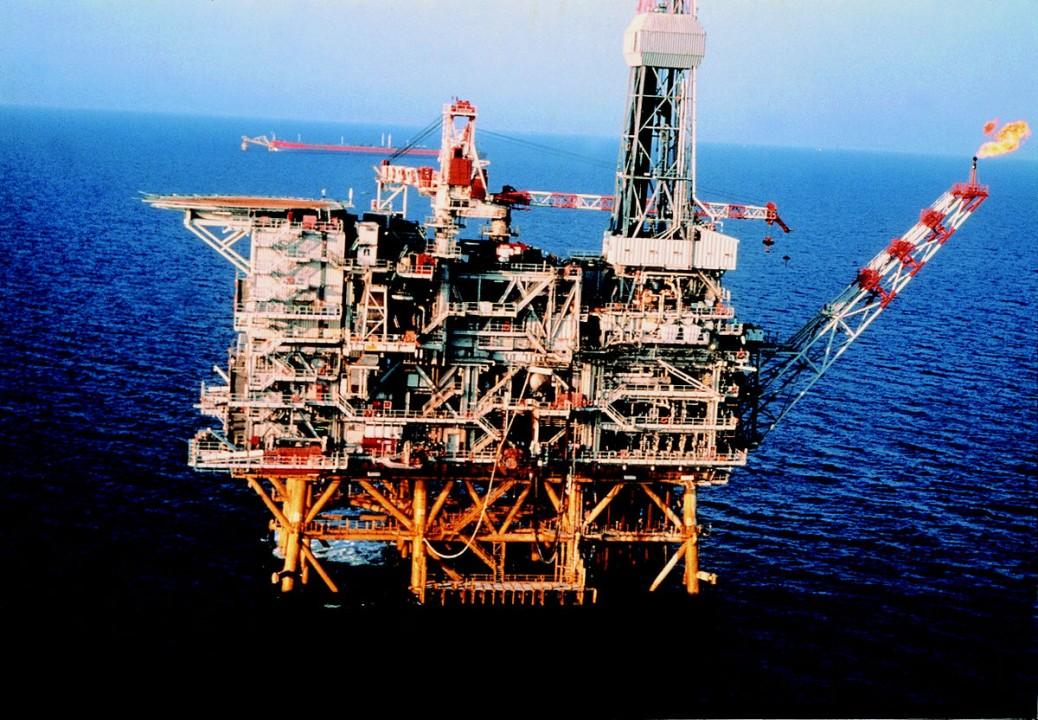 Piattaforma offshore vega